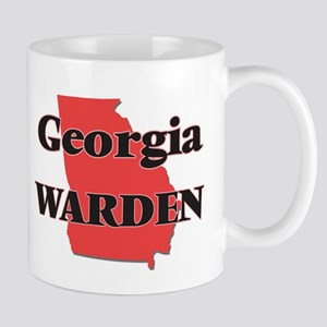Georgia Warden Mugs