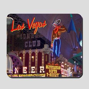 Las Vegas Pioneer Club Mousepad