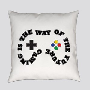 Future Gaming Everyday Pillow