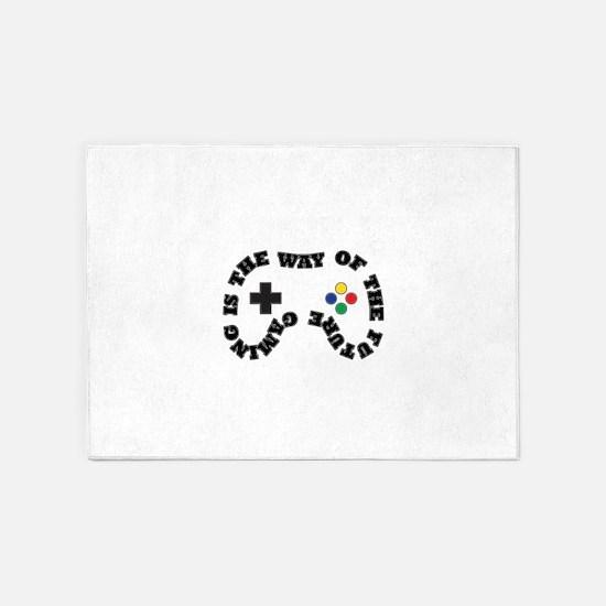 Future Gaming 5'x7'Area Rug