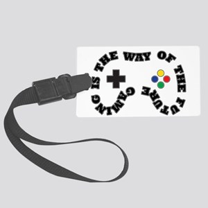 Future Gaming Luggage Tag