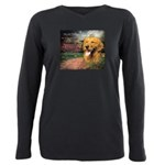 godmadedogs Plus Size Long Sleeve Tee