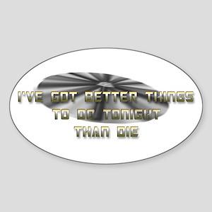 Springer Oval Sticker