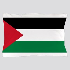 The Palestinian flag Pillow Case