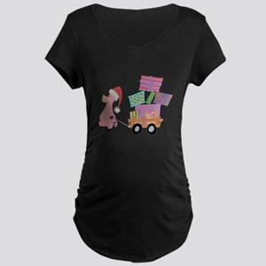 Spoiled Rotten Maternity T-Shirt