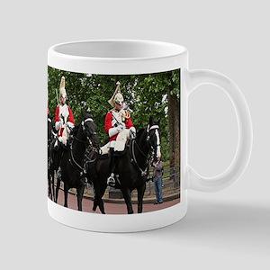 Royal Household Cavalry, London Mugs