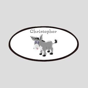 Personalized Donkey Patch