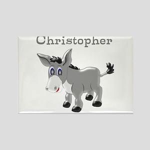 Personalized Donkey Magnets