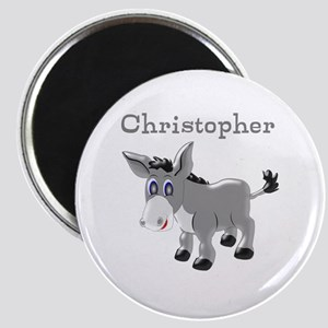 Personalized Donkey Magnets