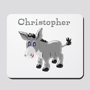 Personalized Donkey Mousepad