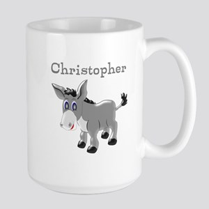 Personalized Donkey Mugs