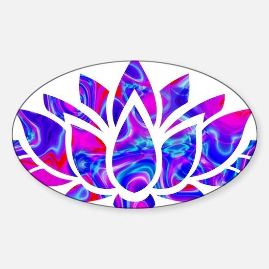 Lotus flower Decal