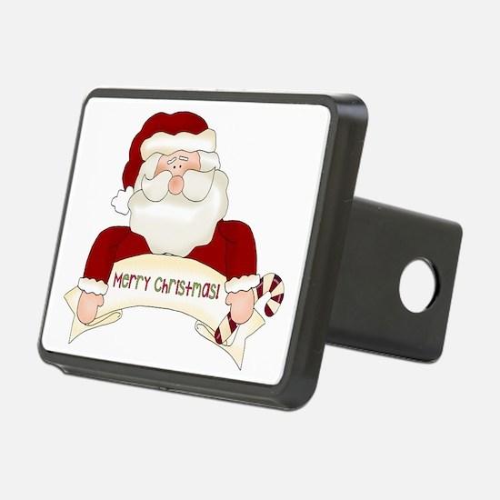 Santa Claus Hitch Cover