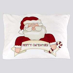 Santa Claus Pillow Case