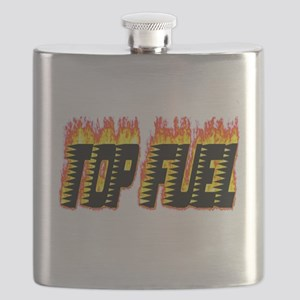 Top Fuel Flame Flask
