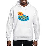 I'm Chub Hooded Sweatshirt