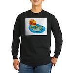 I'm Chub Long Sleeve Dark T-Shirt