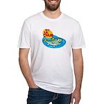 I'm Chub Fitted T-Shirt