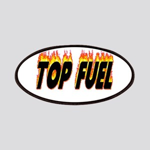 Top Fuel Flame Patch