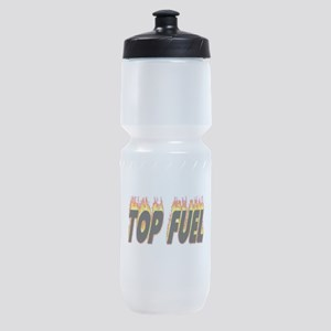 Top Fuel Flame Sports Bottle