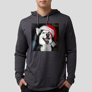 Christmas Husky Long Sleeve T-Shirt