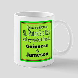 Guinness & Jameson Mugs