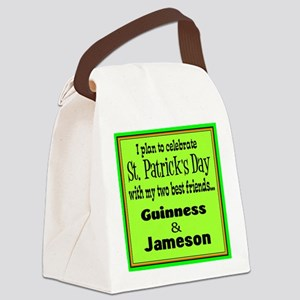 Guinness & Jameson Canvas Lunch Bag