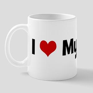 I love my American Brittany Mug