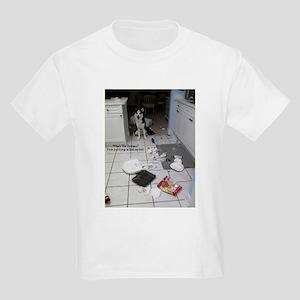 Innocent Siberian Husky T-Shirt