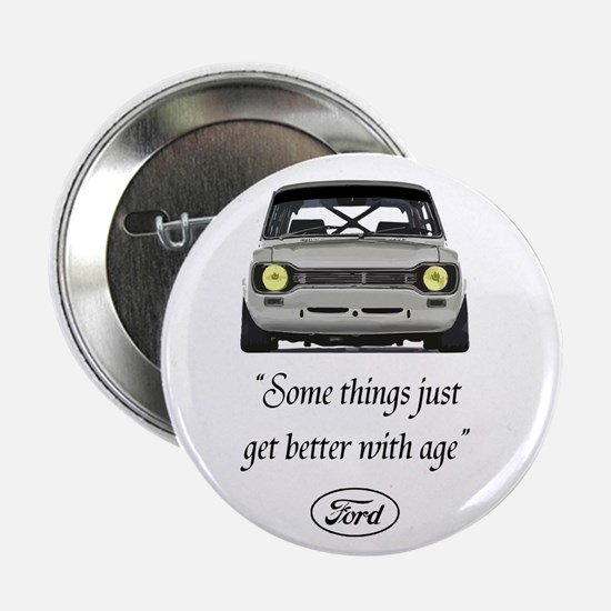 "Cute Motoring 2.25"" Button"