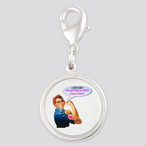 Rosie Fighting Cancer Design Charms