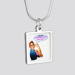 Rosie Fighting Cancer Design Necklaces