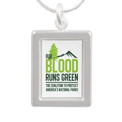 Our Blood Runs Green Necklaces