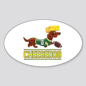 Cheesedog 2 (Dachshund) Sticker