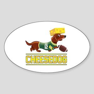 Cheesedog 2 (Dachshund) Sticker