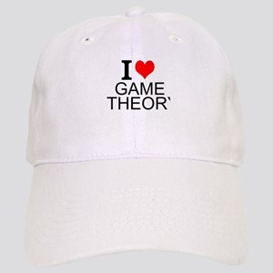 I Love Game Theory Baseball Cap