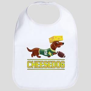 Cheesedog 2 (Dachshund) Bib