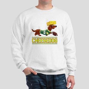 Cheesedog 2 (Dachshund) Sweatshirt