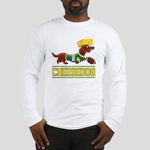 Cheesedog 2 (Dachshund) Long Sleeve T-Shirt