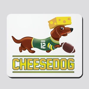 Cheesedog 2 (Dachshund) Mousepad