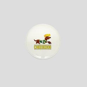 Cheesedog 2 (Dachshund) Mini Button