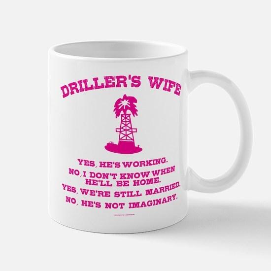 Driller's Wife Mugs