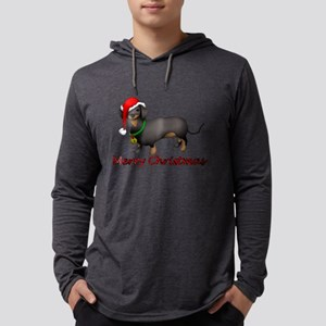Dachshund Art Long Sleeve T-Shirt