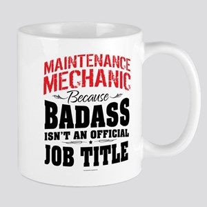 Maintenance Mechanic Mugs