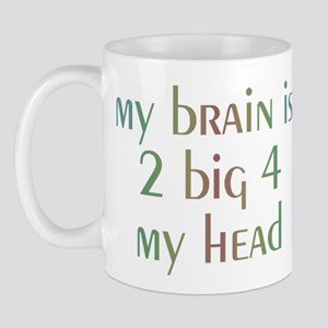 Brain 2 Big Mugs