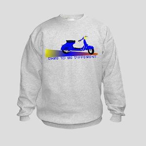 Dare To Be Different Kids Sweatshirt