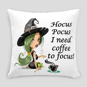 HALLOWEEN WITCH - HOCUS POCUS I NE Everyday Pillow