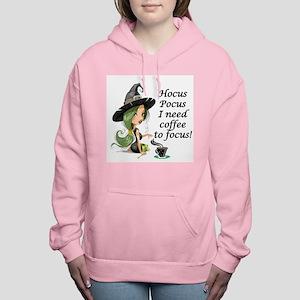 HALLOWEEN WITCH - HOCUS  Women's Hooded Sweatshirt