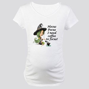 HALLOWEEN WITCH - HOCUS POCUS I  Maternity T-Shirt
