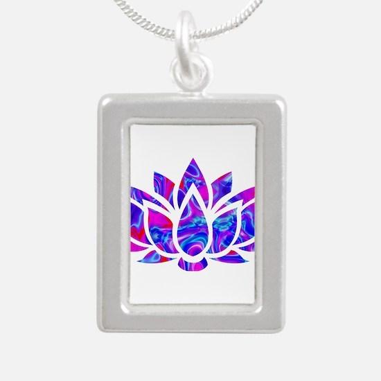 Lotus flower Necklaces